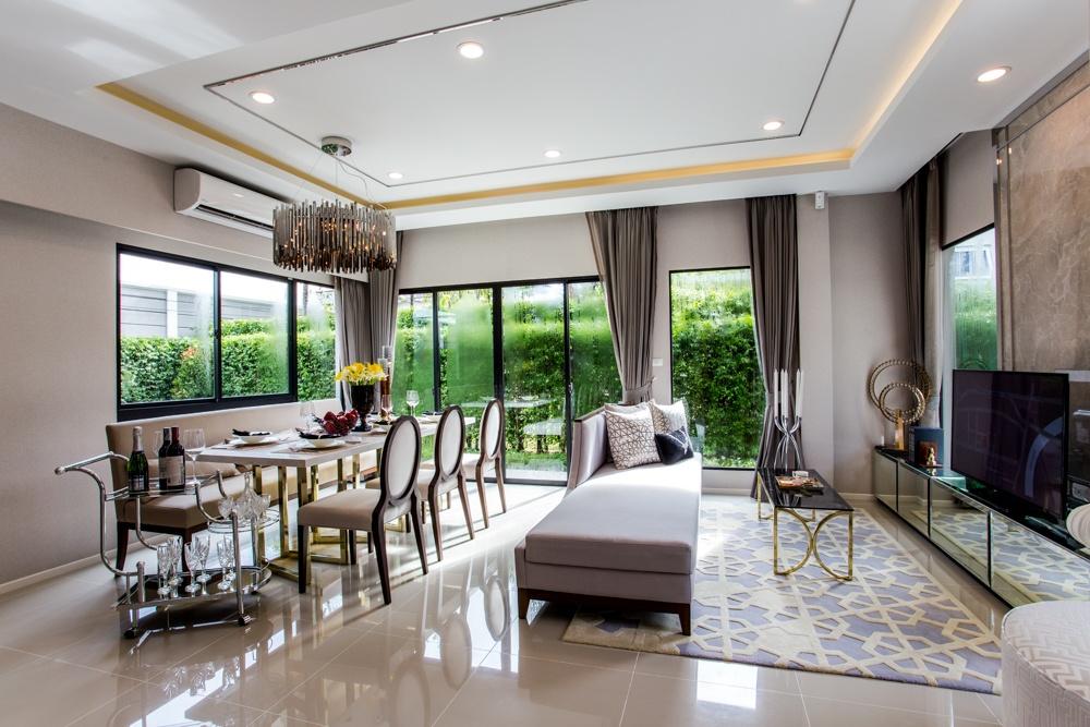 ปรับปรุง luxury home