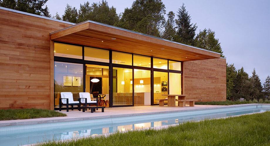 สไตล์ออกแบบบ้าน