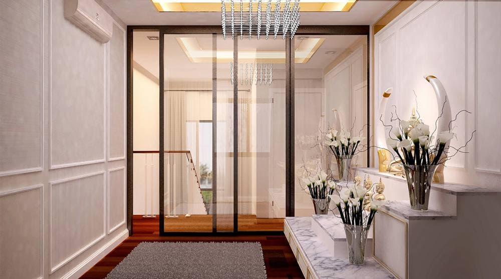 การจัดแต่งบ้านสไตล์ modern luxury
